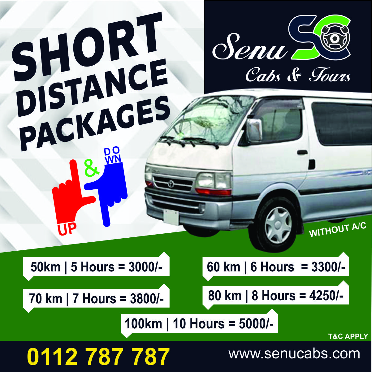 Colombo Cab/Taxi Service